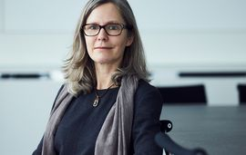 Dr. Sabine van Scherpenberg