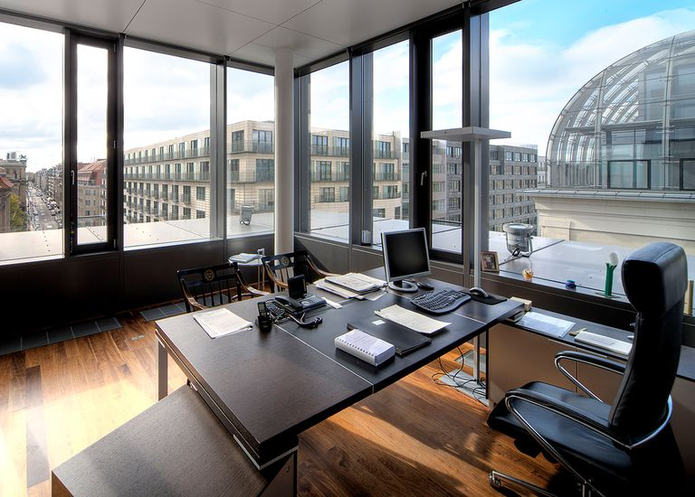 Müllers Büro Berlin hengeler mueller offices